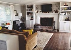IF we end up having to buy a split level to remodel into OURS.. Keep Home Simple: Our Split Level Fixer Upper