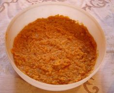 Natasha's Favourite Lentil Pate