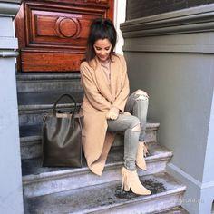 Уличная мода: Модный блоггер Stephanie Abu-Sbeih