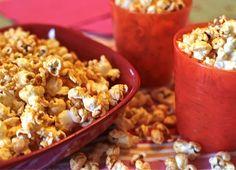 Eat Your Veg   Homemade Parmesan & Paprika Popcorn