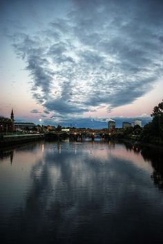 River Clyde.