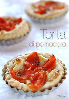 Koktélparadicsomos-kecskesajtos kosárka Cheesecake, Food, Cheesecakes, Essen, Meals, Yemek, Cherry Cheesecake Shooters, Eten