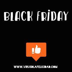 En menos de media hora empieza...  BLACK FRIDAY!  Y para celebrarlo durante 24h los gastos de envío (a nivel nacional) serán GRATIS con el código  BLACK   Aprovéchalo en http://ift.tt/1n71PmC a partir de las 00:00h   #virusdlafelicidad #blackfriday #gastosdeenvio #gratis #felicidad #navidad