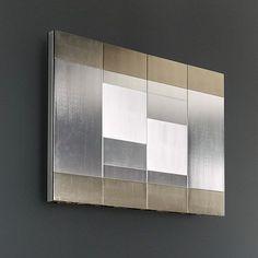 Radiateur à eau chaude / mural / en métal / horizontal TETRIS, ref. 100048209 Noken by Porcelanosa