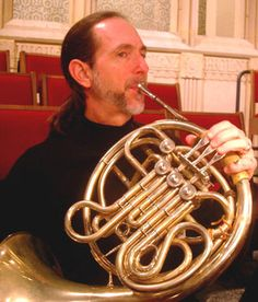 Principal French Horn Player Ken Wadenpfuhl earned degrees from Lamar University and the University of Miami. He's played for musical theater (including Yul Brynner in The King & I), backup orchestras for such artists as Frank Sinatra (on tour) and Kenny Rogers, and recorded with Chuck Mangione, Jaco Pastorious, the Bee Gees, and John Denver, among others. He has played with CityMusic Cleveland since its inception in 2004, and is currently principal horn of Opera Cleveland. Lamar University, University Of Miami, Chuck Mangione, Yul Brynner, John Denver, French Horn, Jaco, Jazz Blues, Musical Theatre