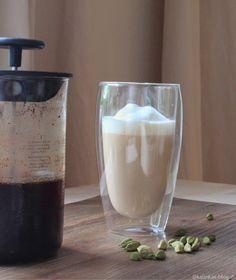 Coldbrew Infusion - kalter Kaffee mit Aroma #Frühstück #Trend #Coldbrew