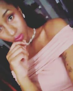 All pink beauty look! Top by @Jluxlabel  #video #pink #beauty #hotpink #fashion #makeup #mua #jewels #lightpink