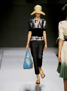 acb5e133ca04 Prada Spring Summer 2004 00s Fashion