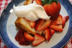 Angel Food Cake http