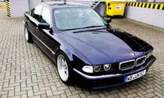 Bmw Classic, Bmw E38, Sedans, Cool Cars, Project Ideas, Track, Pictures, Cars, Nice Asses