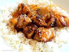 Rezepte mit Herz ♥: Orange Chicken 2.0
