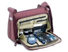 Children With Diabetes Carrying Cases Diabetic Needles Medical Bag Blood Sugar Undercover