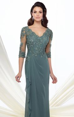 Mon Cheri 216965W Vestido - MissesDressy.com