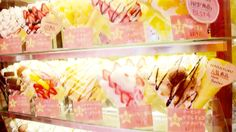 Crepes~~! <3