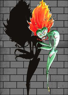 The Wall 2010-11: The Wife | Gerald Scarfe