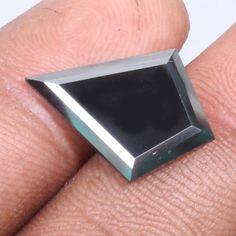 4-17-Ct-Amazing-Fancy-Shape-Loose-Moissanite-Black-Diamond-Finest-Quality