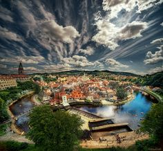 25 Of The Most Picturesque Small Towns From Around The World | DesignMaz