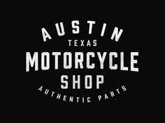 Austin Motorcycle Shop by Steve Wolf