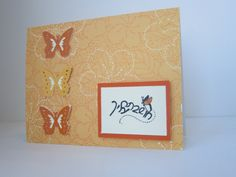 Jewish clear stamp greeting card from Shalom Stamps Bracha sentiments collection. Hebrew - Choshevet Alayich - thinking of you