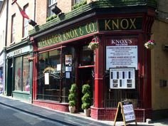 Knox Pub Bistro, was my favorite in Ennis, Ireland (i recommend their seafood chowder! Ennis Ireland, Clare Ireland, Dublin, Irish Catholic, Cork, County Clare, England Ireland, Pubs And Restaurants, Ireland Travel