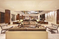 Lobby, Hotel Okura Amsterdam