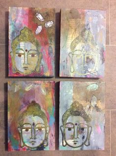 #Buddha: three jewels by TerraLunaApothecary on #Etsy