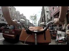 Bicycle City Tour with Freitag Bag