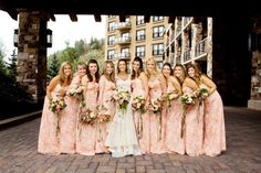 Utah Wedding: Romantic Comfortable Elegance - MODwedding