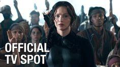 "The Hunger Games: Mockingjay Part 1 – ""Critics Rave"" Official TV Spot"