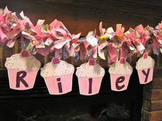 """Photo 1 of 23: Cupcakes / Birthday """"Riley's First Birthday"""" 