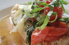 ... , and Food News | Chicken En Papillote With Basil and Cherry Tomatoes