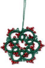 Snowflakes and Christmas Patterns at Tat's All
