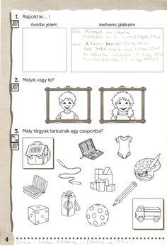 Játékos tanulás és kreativitás: Első nap az iskolában 3.