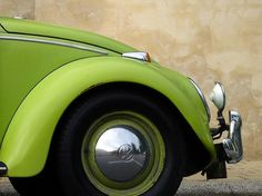 The lime green beetle Mean Green, Go Green, Green Colors, World Of Color, Color Of Life, Kdf Wagen, Green Beetle, Lamborghini, Ferrari