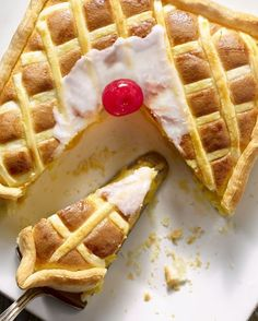 No Cook Desserts, Cookie Desserts, Delicious Desserts, Yummy Food, Waffle, Belgian Food, Party Finger Foods, Sweet Pie, Bread Cake