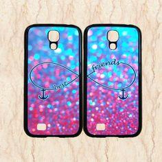 Samsung galaxy s3 case,Samsung Galaxy S4 case,Samsung Galaxy note 3 case,Samsung galaxy note 2,s3 mini case,s4 mini,best friends,in plastic. by CrownCase88, $28.99