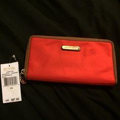 Michael KORS Continental Nylon Wallet Brand new & authentic!! Michael Kors Bags Wallets