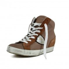 miaShoes | Online Catalog > Philippe Model Hoher Sneaker Catalog, Wedges, Sneakers, Model, Shoes, Fashion, Tennis, Moda, Slippers