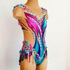 Show Me Your Love, Synchronized Swimming, Rhythmic Gymnastics Leotards, Ballet, Costumes, Suits, Decoupage, Fashion, Gym Leggings