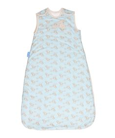 Grobag Blue & Tan Little Trike Sleeping Sack
