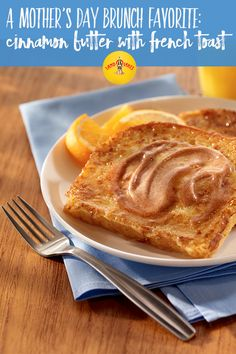 This simple & easy Cinnamon French Toast always makes for a crowd-pleaser as a brunch or breakfast-for-dinner dish. Breakfast For Dinner, Breakfast Recipes, Cinnamon French Toast, Butter Spread, Pie Plate, Dinner Dishes, Morning Food, Kid Friendly Meals, Lakes