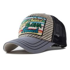 Aloha Beach Trucker Hat 1