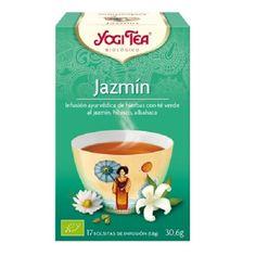 Yogité Jazmín 17 filtros