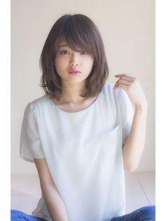 【Ramie寺尾拓巳】大人かわいい×ノームコアミディアム16' - 24時間いつでもWEB予約OK!ヘアスタイル10万点以上掲載!お気に入りの髪型、人気のヘアスタイルを探すならKirei Style[キレイスタイル]で。