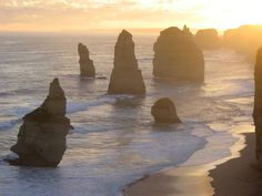 12 Apostles - Great Ocean Road, Australia Read about my time down under @https://www.amodeltraveler.com/single-post/2017/01/30/The-Great-Powerful-Oz---Australia-That-Is