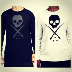 Show your tattoo pride even during the cold fall days with this Sullen thermal Www.iconicthreadsco.com