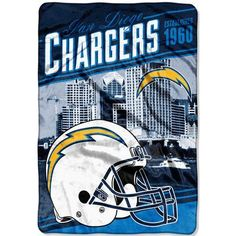 Northwest Co. NFL Chargers Stagger Throw
