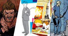 CÓMICS PARA LA GENTE QUE NO LEE CÓMICS #Comic #Lecturas #Cine #Televisión #Series
