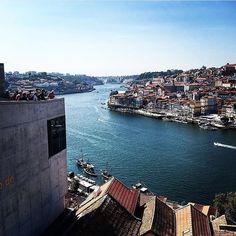 Breathe and take a look  #visitporto #followporto -- Respire e dê uma vista de olhos  #visitporto #followporto  Credits: @cmlfnc #igers_porto #igersportugal #igersopo #igers_opo #ig_travel #travelgram #igers_travel #travel #explore  #traveling #momondo #natgeotravel #viagem #tourism #turismo #visitportugal #travelbloggers #traditional #lonelyplanet #porto #beautifuldestinations #vsco #citybreak  #worldheritage #view #breatheinbreathout by visitporto