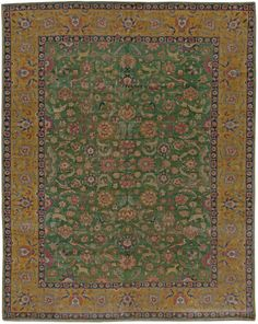 The Golden Age of Persian carpet weaving occurred during the Safavid dynasty, when Shah Tahmasp (1524-1587) began establishing court factories for carpet production.